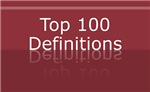 Top 100 Definition T-shirts & Gifts